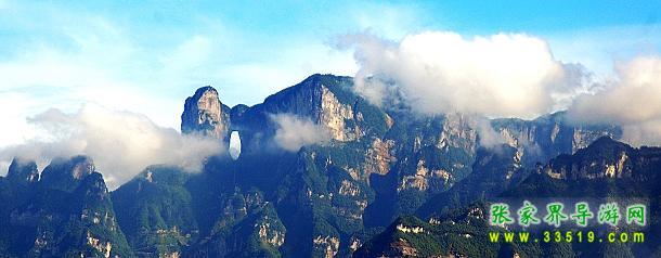 張家界之魂(hun)——張家界天門山(shan)國家森林公園(yuan)