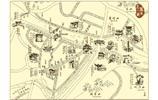 凤凰古城地图