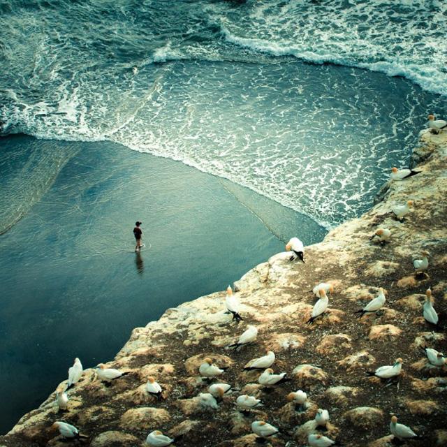 精彩照片拍摄解析(一) - 静水流深 - 静水流深